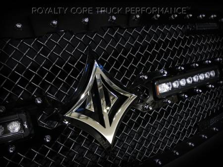 "Gallery - CUSTOM DESIGNED LOGOS - Royalty Core - ""JD"" Custom Emblem"