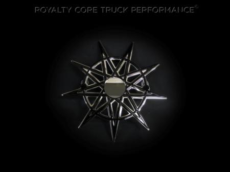 Gallery - CUSTOM DESIGNED LOGOS - Royalty Core - Custom Logo 9 Point Star