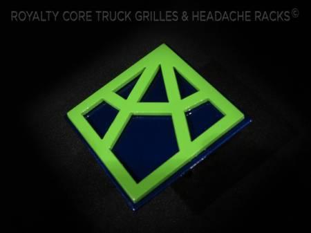 Gallery - CUSTOM DESIGNED LOGOS - Royalty Core - AAA surveys Emblem