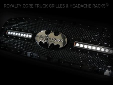 Gallery - CUSTOM DESIGNED LOGOS - Royalty Core - Brosnan Security Batman Logo
