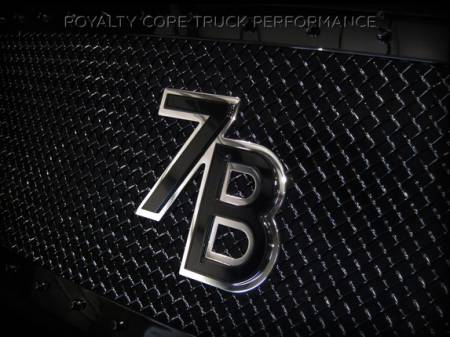 Gallery - CUSTOM DESIGNED LOGOS - Royalty Core - 7B Custom Emblem