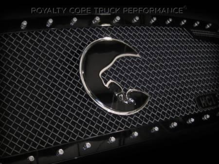 Gallery - CUSTOM DESIGNED LOGOS - Royalty Core - Custom Cat Emblem