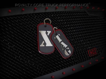 Gallery - CUSTOM DESIGNED LOGOS - Royalty Core - Custom Dog Tag Emblem