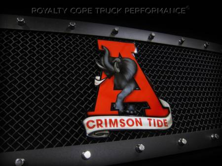 Gallery - CUSTOM DESIGNED LOGOS - Royalty Core - Alabama emblem