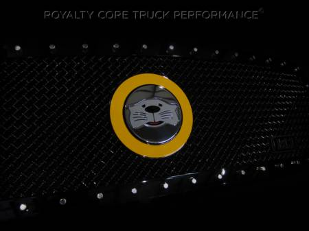 Gallery - CUSTOM DESIGNED LOGOS - Royalty Core - Custom Beaver Emblem