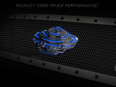 Gallery - CUSTOM DESIGNED LOGOS - Royalty Core - Alien Ship Emblem