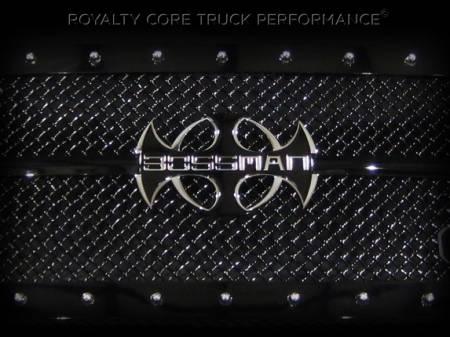 Gallery - CUSTOM DESIGNED LOGOS - Royalty Core - Bossman Sword