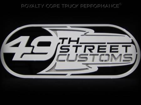 Gallery - CUSTOM DESIGNED LOGOS - Royalty Core - 49th Street Emblem
