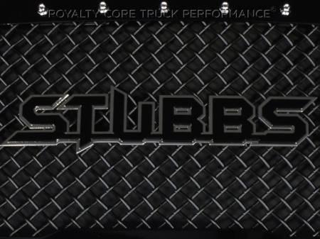 Gallery - CUSTOM DESIGNED LOGOS - Royalty Core - Stubbs Emblem