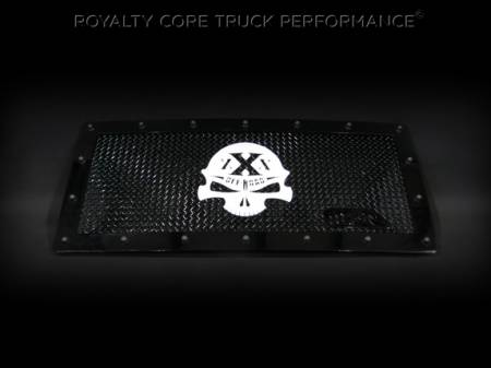 Gallery - CUSTOM DESIGNED LOGOS - Royalty Core - Xtreme Off Road Emblem