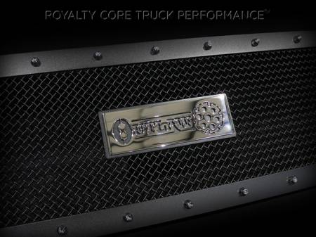 Gallery - CUSTOM DESIGNED LOGOS - Royalty Core - Toyota Tundra Outlaw Emblem