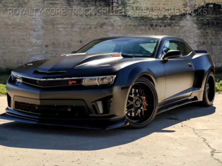 Gallery - CUSTOM DESIGNED LOGOS - Royalty Core - Chevy Camaro Rebel Logo