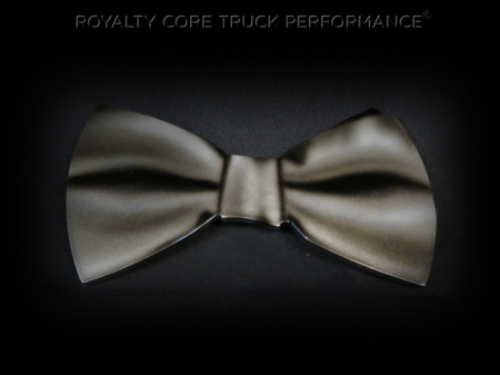 Gallery - Custom Emblems, Logos, and Badges - Royalty Core - Custom Airbrushed Bowtie