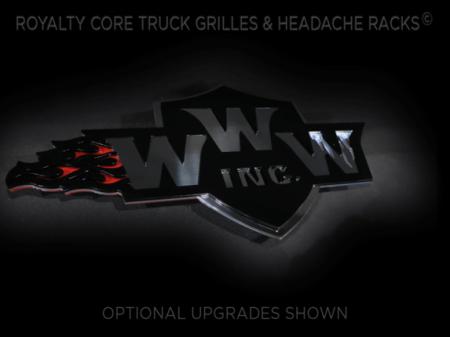 Gallery - CUSTOM DESIGNED LOGOS - Royalty Core - Www Custom Logo Fire And Ice