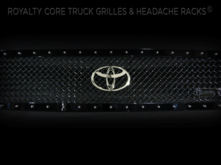 Gallery - CUSTOM DESIGNED LOGOS - Royalty Core - Toyota Emblem