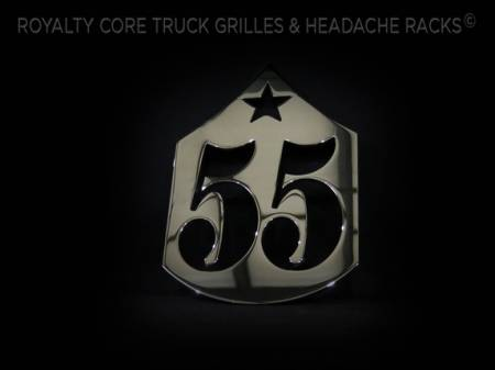 Gallery - CUSTOM DESIGNED LOGOS - Royalty Core - Custom 55 Emblems