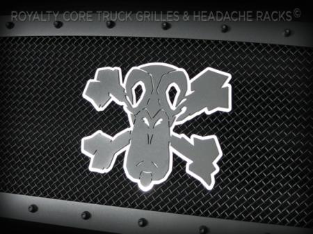 Gallery - CUSTOM DESIGNED LOGOS - Royalty Core - Custom Duck Emblem