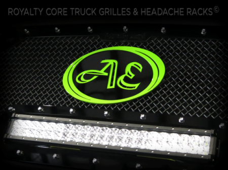Gallery - CUSTOM DESIGNED LOGOS - Royalty Core - AE TOWING Company Logo