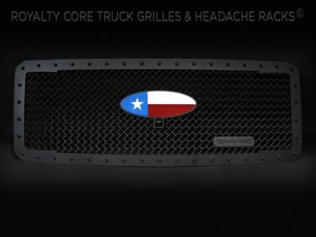 Gallery - CUSTOM DESIGNED LOGOS - Royalty Core - Texas Oval Emblem