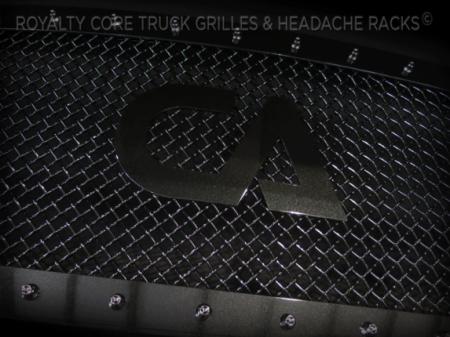 Gallery - CUSTOM DESIGNED LOGOS - Royalty Core - CA Emblem