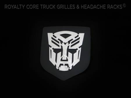 Gallery - Custom Emblems, Logos, and Badges - Royalty Core - Custom Autobot Emblem For Ram Tailgate