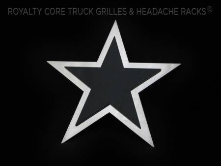 Gallery - CUSTOM DESIGNED LOGOS - Royalty Core - Custom  Star Logo