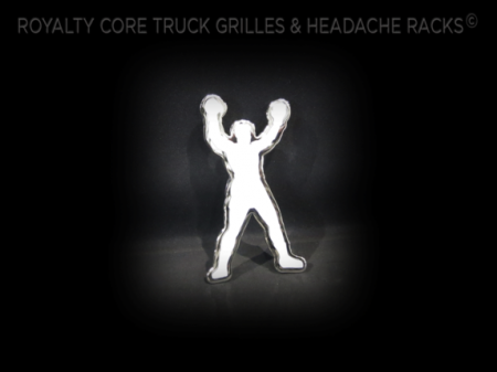 Gallery - CUSTOM DESIGNED LOGOS - Royalty Core - Custom Boxer Emblem
