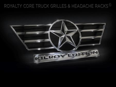 Gallery - CUSTOM DESIGNED LOGOS - Royalty Core - Custom Kilroy Edition Emblem