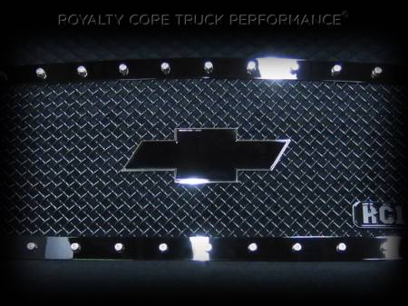 Gallery - CUSTOM DESIGNED LOGOS - Royalty Core - Chevy Bowtie Logo