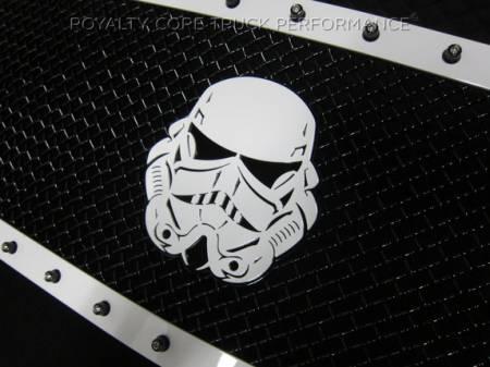 Gallery - CUSTOM DESIGNED LOGOS - Royalty Core - Storm Trooper Logo