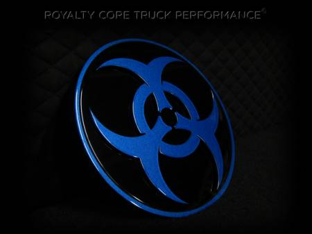 Gallery - CUSTOM DESIGNED LOGOS - Royalty Core - Biohazard Logo
