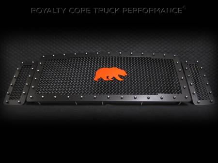 Gallery - CUSTOM DESIGNED LOGOS - Royalty Core - Bear Emblem