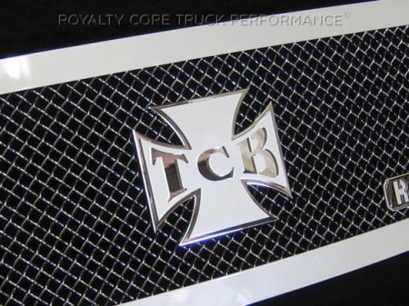 Gallery - CUSTOM DESIGNED LOGOS - Royalty Core - TCB Cross