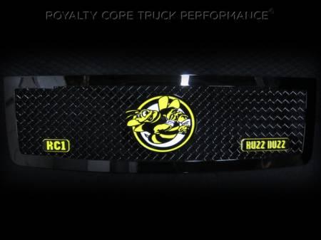Gallery - CUSTOM DESIGNED LOGOS - Royalty Core - Buzz Boxliner Company Logo