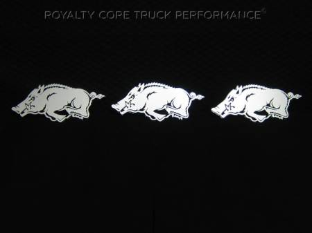 Gallery - CUSTOM DESIGNED LOGOS - Royalty Core - Arkansas Razorback Logos