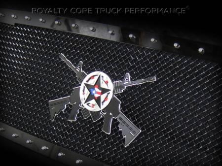 Gallery - CUSTOM DESIGNED LOGOS - Royalty Core - Texas Emblem