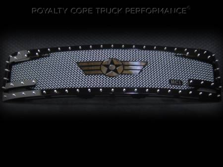 Gallery - CUSTOM DESIGNED LOGOS - Royalty Core - Wing Star Logo
