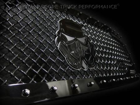Gallery - CUSTOM DESIGNED LOGOS - Royalty Core - Storm Trooper Black