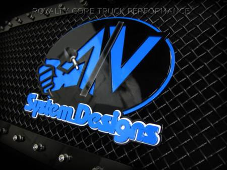 Gallery - Custom Emblems, Logos, and Badges - Royalty Core - System Designs Logo