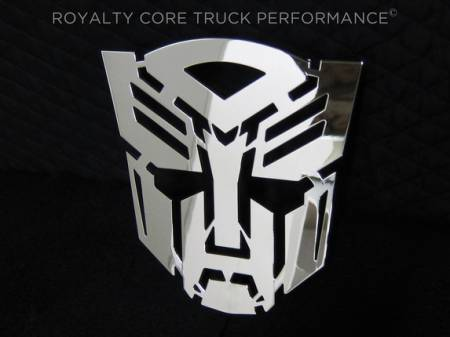 Gallery - Custom Emblems, Logos, and Badges - Royalty Core - Transformer Logo