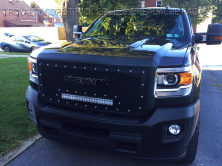 Gallery - RCX LED GRILLES - Royalty Core - 2015 GMC Sierra 2500 HD RCRX
