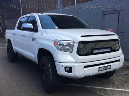 Gallery - RCX LED GRILLES - Royalty Core - 2014-2016 Toyota Tundra RC1X