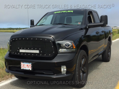 Gallery - RCX LED GRILLES - Royalty Core - 2015 Dodge Ram RCRX