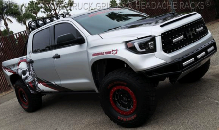 Gallery - RCX LED GRILLES - Royalty Core - 2014-2015 Toyota Tundra RC2X