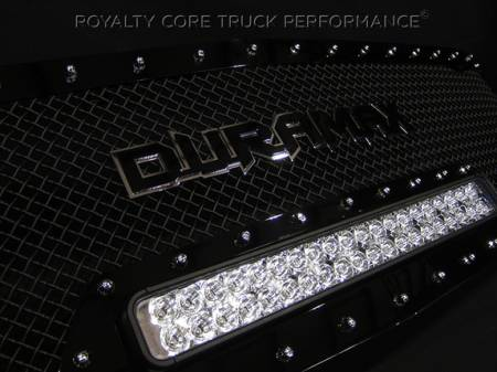 Gallery - RCX LED GRILLES - Royalty Core - 2007-2013 Chevy 1500 RC1X