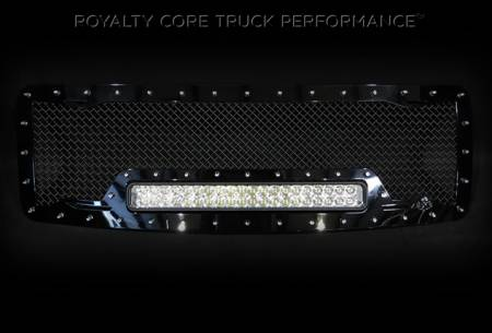 Gallery - RCX LED GRILLES - Royalty Core - 2014 Ford F-150 RC1X