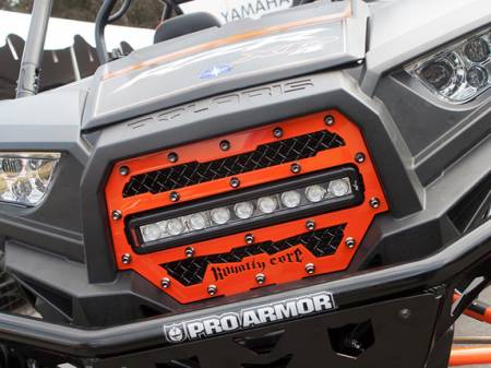 Gallery - RCX LED GRILLES - Royalty Core - 2014-2015 Polariz RZR 1000 LED Grille