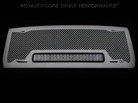 Gallery - RCX LED GRILLES - Royalty Core - 2014 GMC 1500 RC1X
