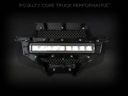 Gallery - RCX LED GRILLES - Royalty Core - RZR 900 RC1X In Gloss Black