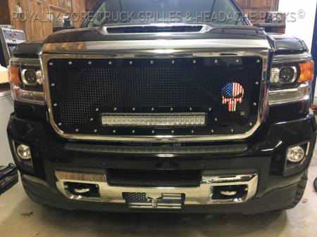 Grilles By Vehicle - GMC Grilles - 2500/3500 Sierra